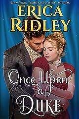 Once Upon a Duke (12 Dukes of Christmas Book 1) Kindle Edition
