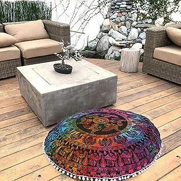 Amazon.com: FashionShopmart - Cojín para cojín de meditación ...