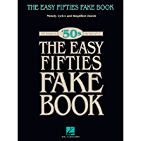 The Easy Fifties Fake Book (Fake Books) book cover