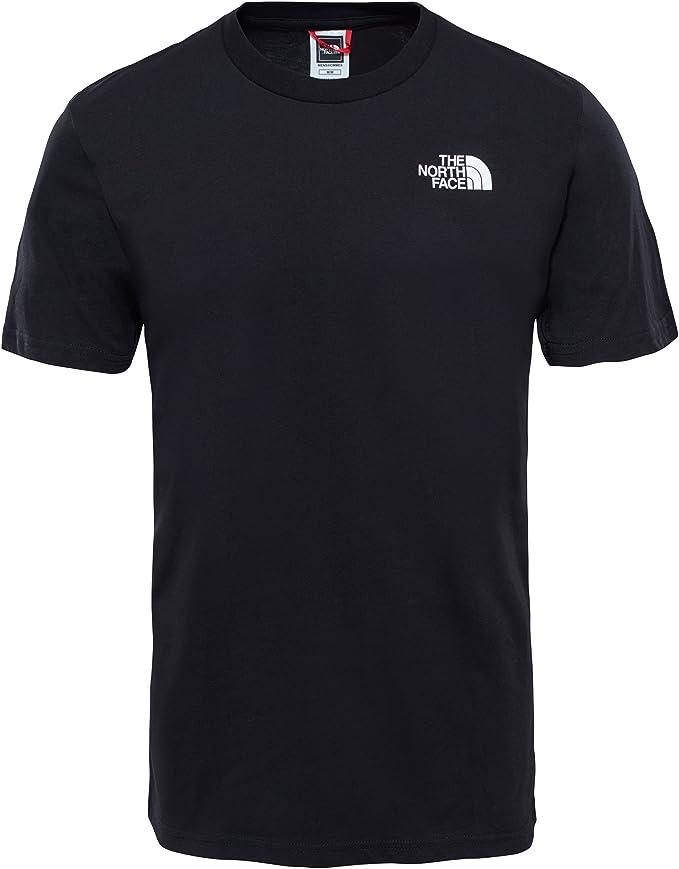 TALLA S. The North Face S/S Simple Dome H Camiseta de Manga Corta, Hombre