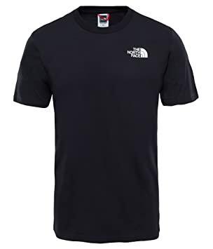 Shirt Met Wc Rol.The North Face Men Simple Dome Short Sleeved T Shirt Amazon Co Uk