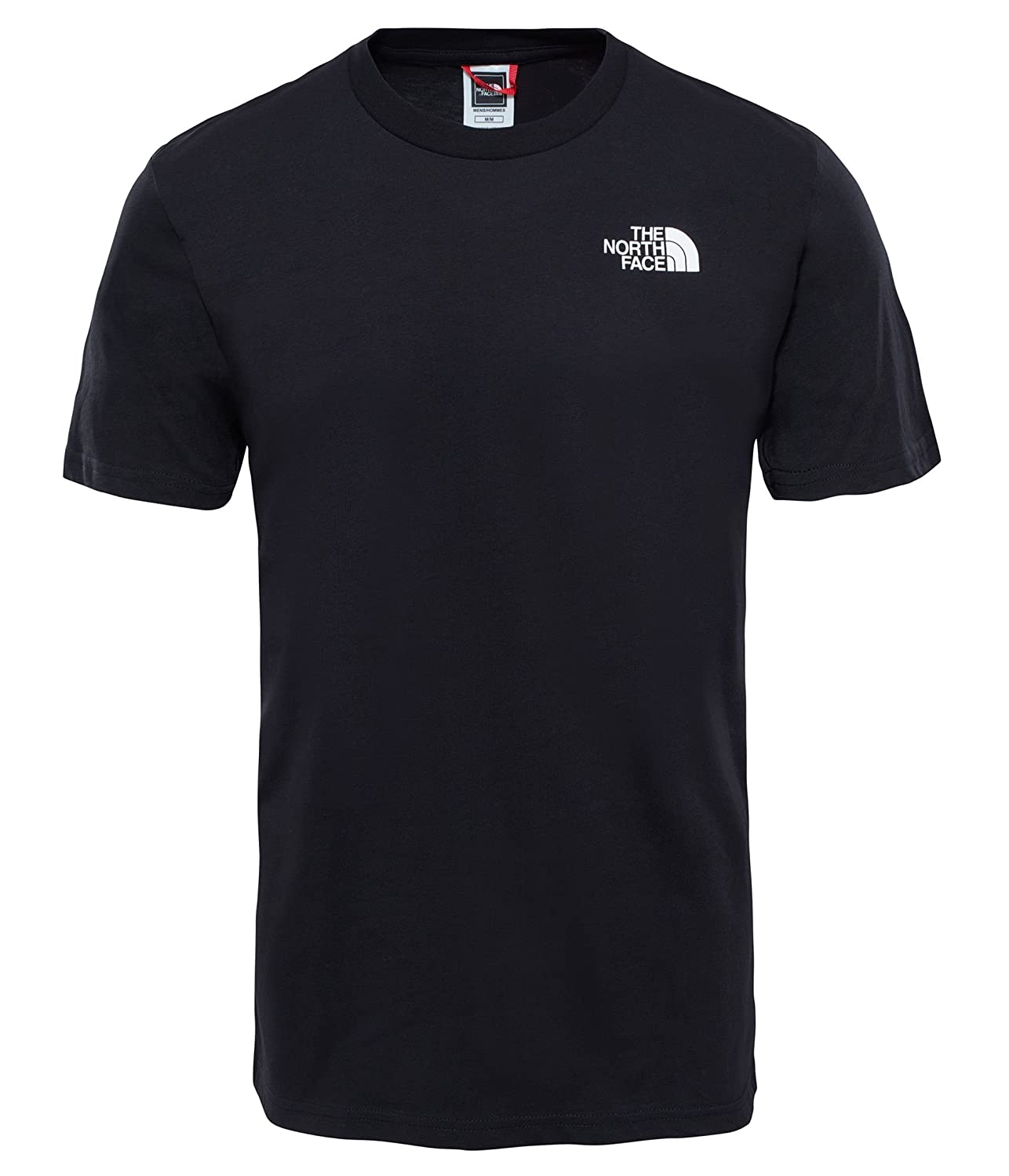 fbb3b3d74 The North Face Men Simple Dome Short Sleeved T-Shirt