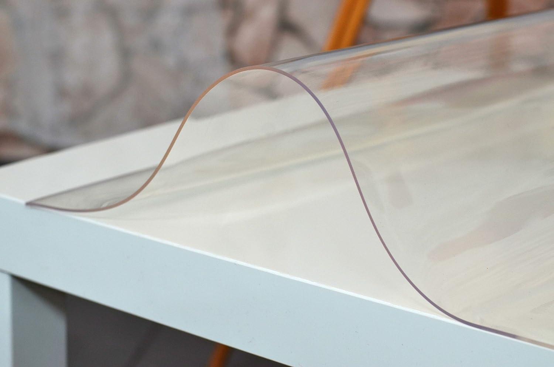 PVC de la mesa de protector de pantalla y mantel de mesa de ...