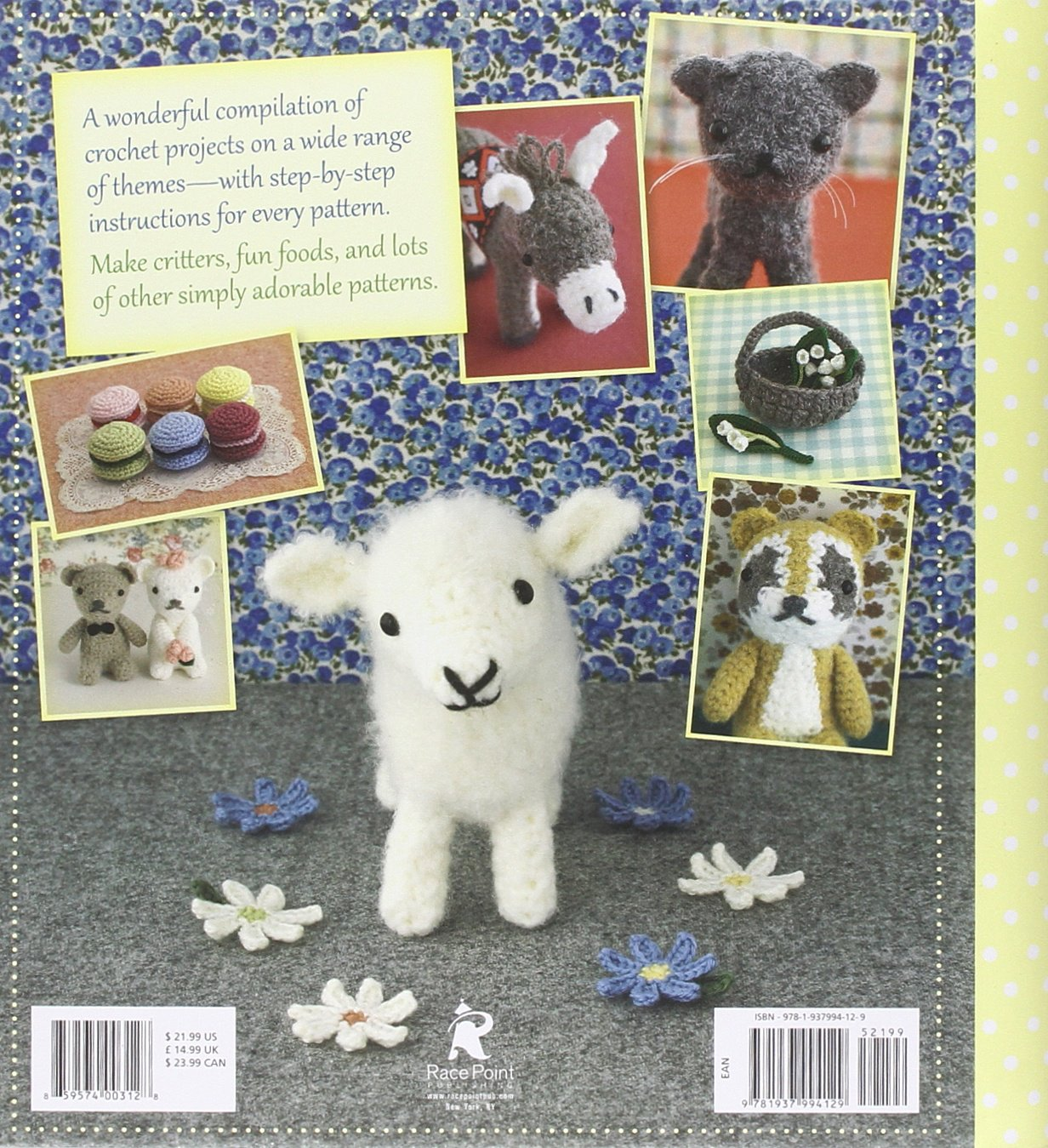 Simply Adorable Crochet 40 Of The Cutest Projects Ever Amazonde