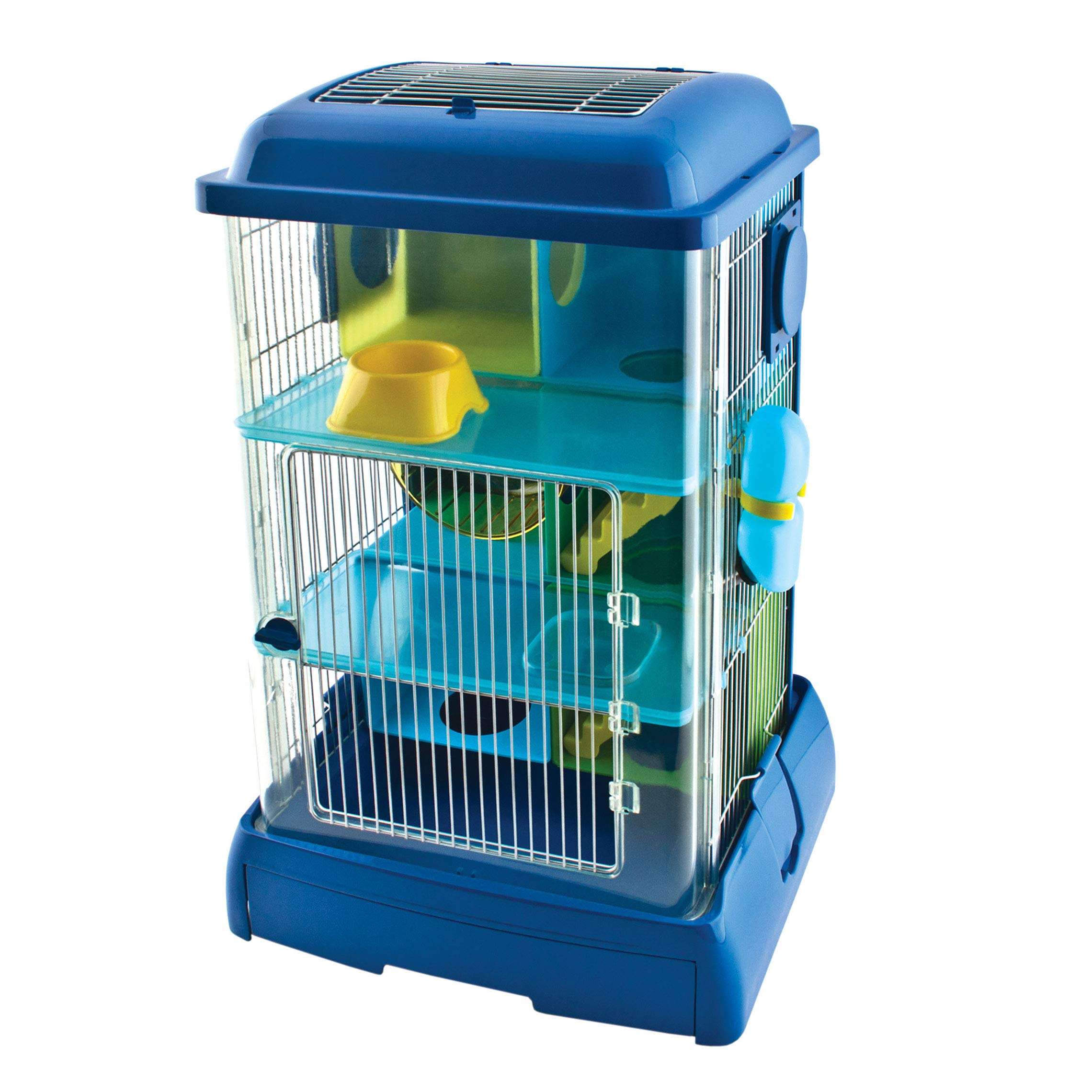 Ware Manufacturing Critter Universe AvaTower Hamster, Mice & Gerbil Habitat by Ware Manufacturing
