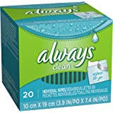 Always Wipes-to-Go 20 ea (Pack of 6)