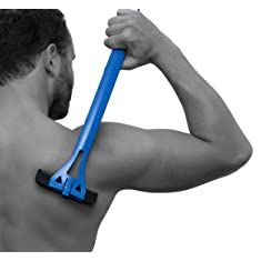 baKblades Big Mouth Do-It-Yourself Back Hair Shaver
