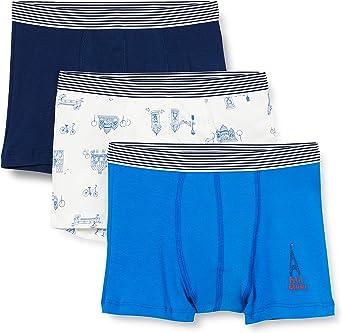Petit Bateau Boys Short Panties