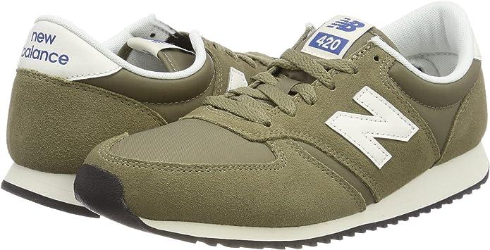 New Balance U420-grb-d, Zapatillas para Hombre, Verde (Green GRB), 40.5 EU: Amazon.es: Zapatos y complementos