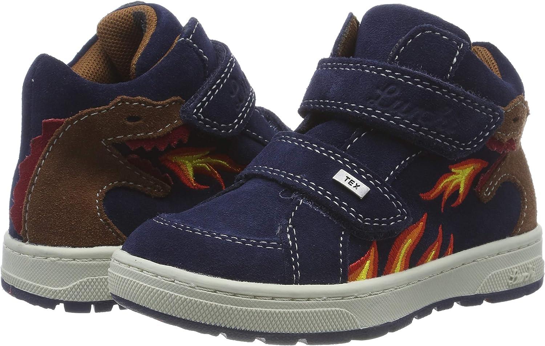 Chaussures et Sacs Stiefel TEX Grau 28 Lurchi Samuel
