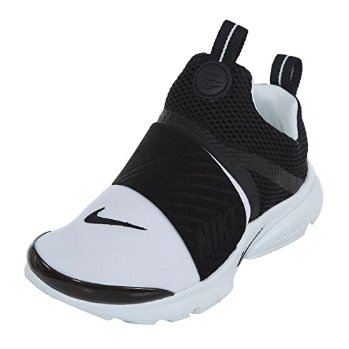 9bd325934cd98 Nike Presto Extreme Little Kids Style  870023-100 Size  1 Y US White Black   Buy Online at Low Prices in India - Amazon.in