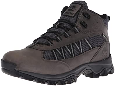7448aa42c72 Timberland Men's Mt. Maddsen Lite Mid Wp Hiking Boot