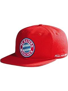 FC Bayern M/ünchen M/&N Flatcap Bordeaux