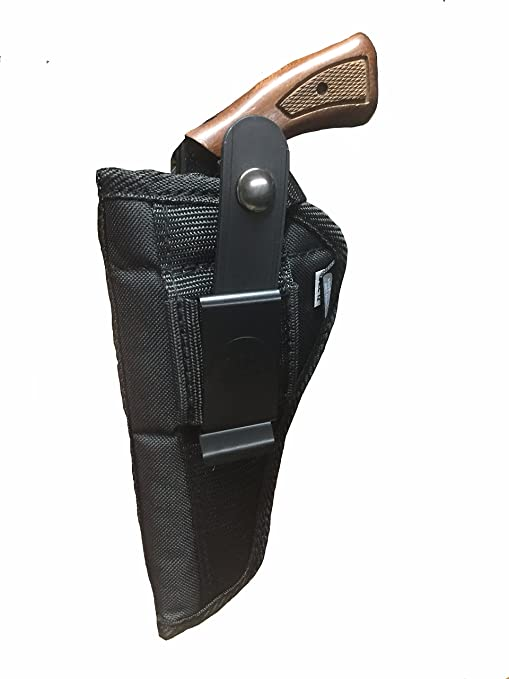 This Holster Fits All Large Frame Revolvers with 8 3/8