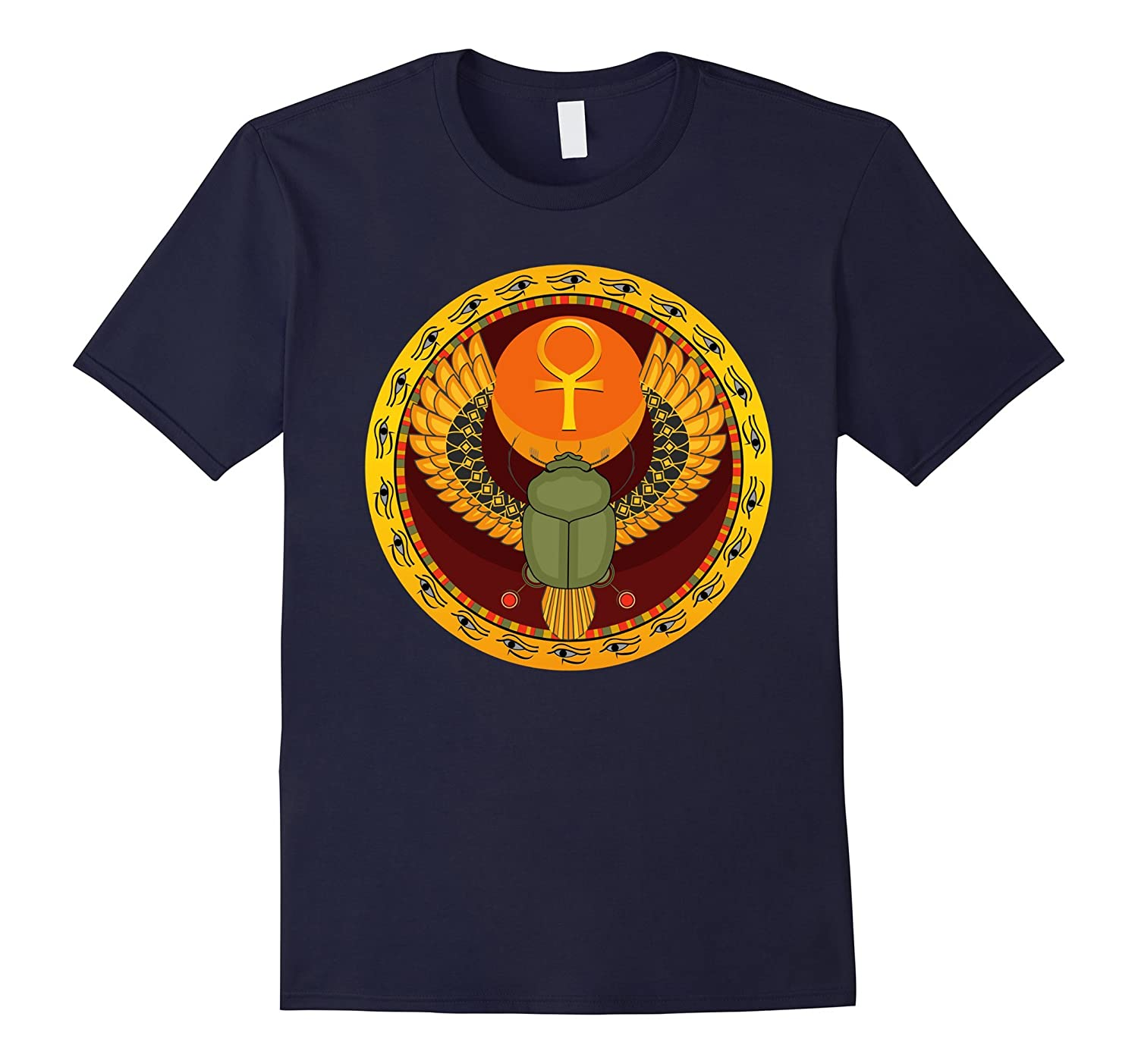 Egyptian Sacred Bug T-Shirt-T-Shirt
