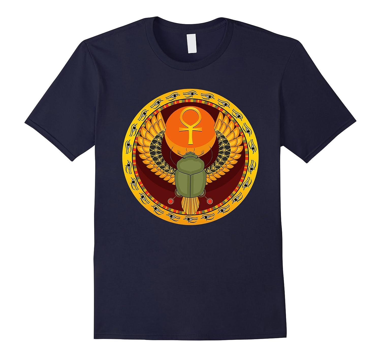 Egyptian Sacred Bug T-Shirt-T-Shirt