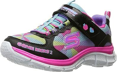 Amazon Com Skechers Kids Juicy Smash Game Kicks 2 Sneaker Little Kid Sneakers
