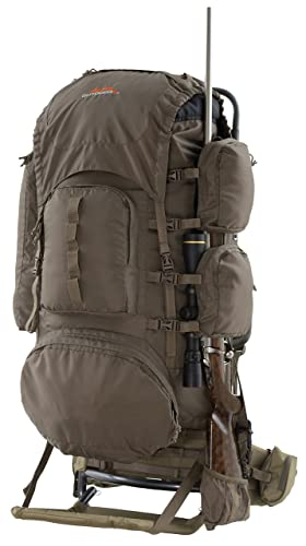 ALPS OutdoorZ Commander Freighter Frame Plus Pack Bag - Best Hunting Backpacks