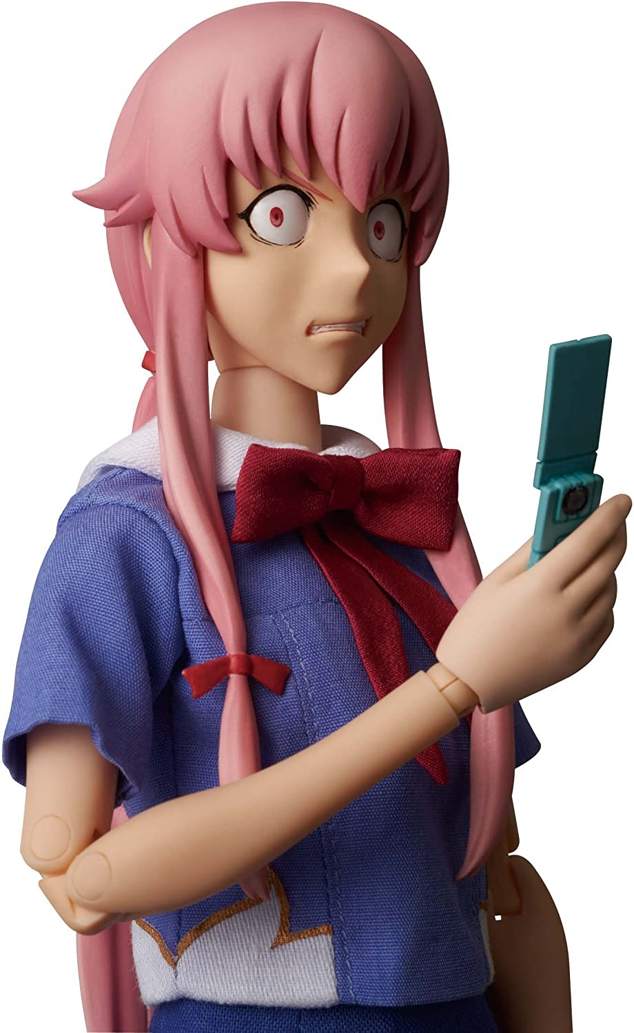 Real Action Heroes Mirai Nikki Gasai Yuno Amazon Co Uk Toys Games