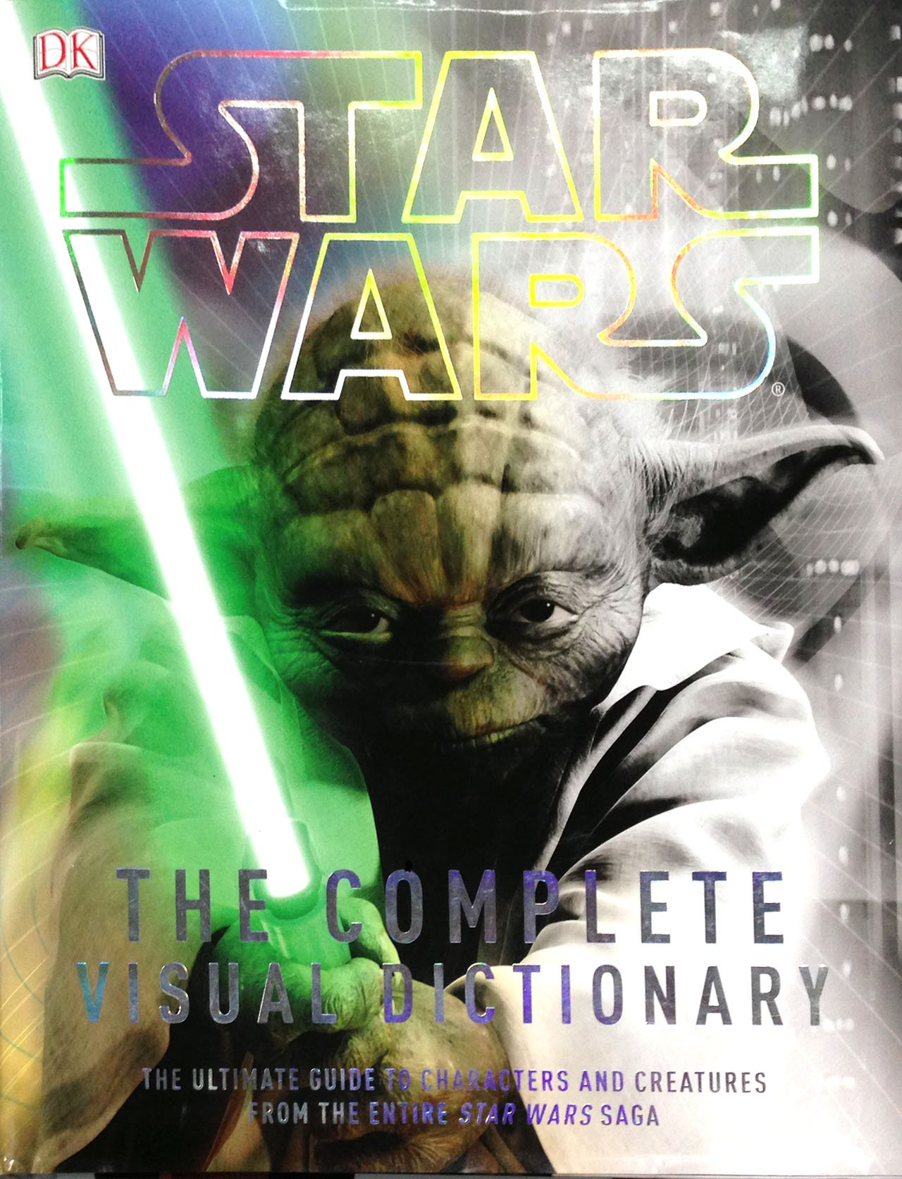Star Wars: The Complete Visual Dictionary - The Ultimate Guide to Characters and Creatures from the Entire Star Wars Saga by DK Publishing Dorling Kindersley (Image #3)