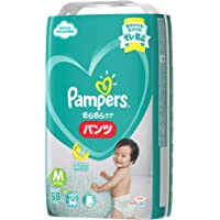 Pampers Baby Dry Pants, Medium, Suitable for 6-11kg, 58 Count