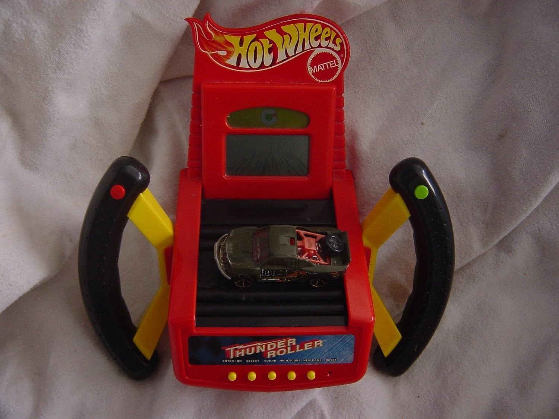 【お取り寄せ】 Hot Wheels Thunder Roller Handheld Racing Game B003TBKO0S, おおみ食品 5390aa65