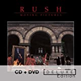 Moving Pictures [Remastered CD & Bonus NTSC/0 DVD]