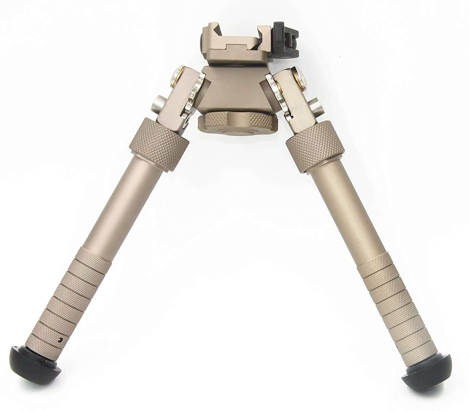 jinse schwenken Tactical BIPOD deux jambes Support Super Duty repliable réglable 6 à 9  99C
