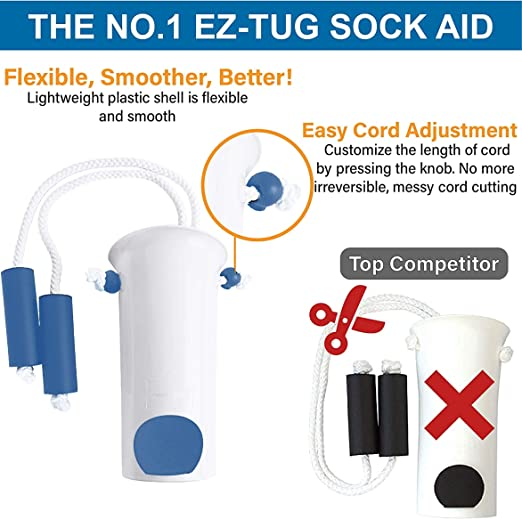 Best Sock and Stockings Aids for Seniors and Disabled