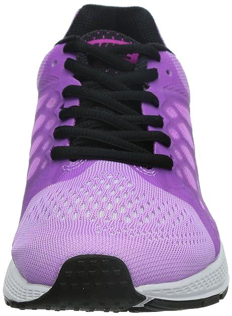 Nike AIR Zoom Pegasus 31 Women s Running SHOES-654486-502-SIZE-6 UK Purple   Amazon.in  Shoes   Handbags 34a124007f