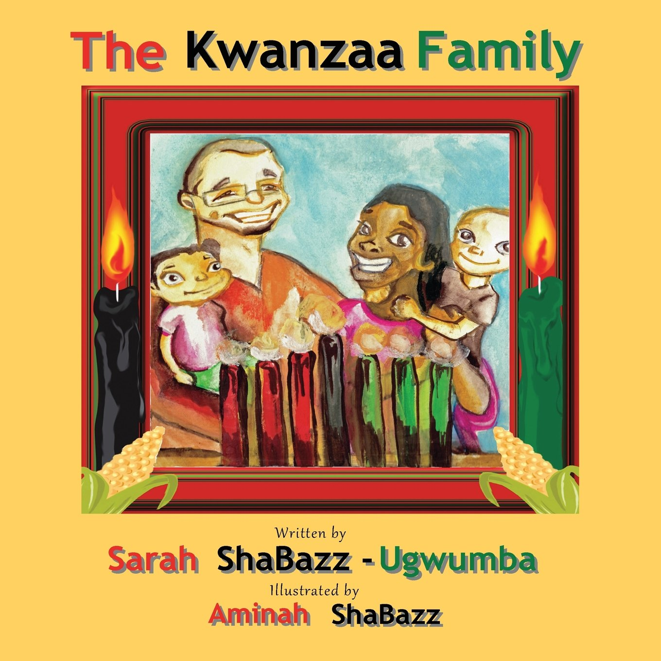 The Kwanzaa Family by WAG Publishing (Image #1)