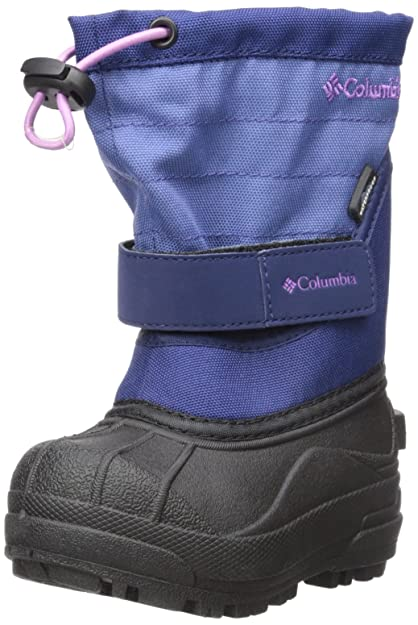 5f92fd2a719f Columbia Girls  Toddler Powderbug Plus II Snow Boot