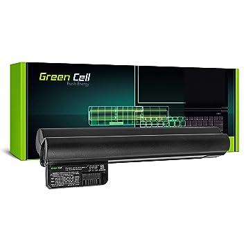 Green Cell® Extended Serie AN03 AN06 Batería para HP Mini Serie 210-1000 210-1100 2102 Ordenador (6 Celdas 4400mAh 10.8V Negro): Amazon.es: Electrónica