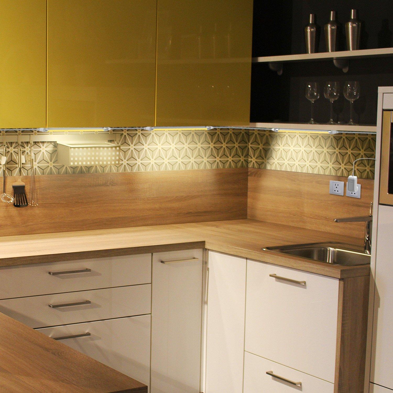 LED Lichtleiste Dimmbar,LED Schrankbeleuchtung,OxyLED Küchenleuchte ...