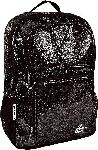 Chass Glitter Cheer Backpack For Girls – Cheerleading Travel Bag For Cheerleaders