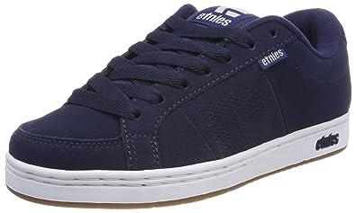 Etnies Men's Kingpin Shoes,Navy/White/Gum,5