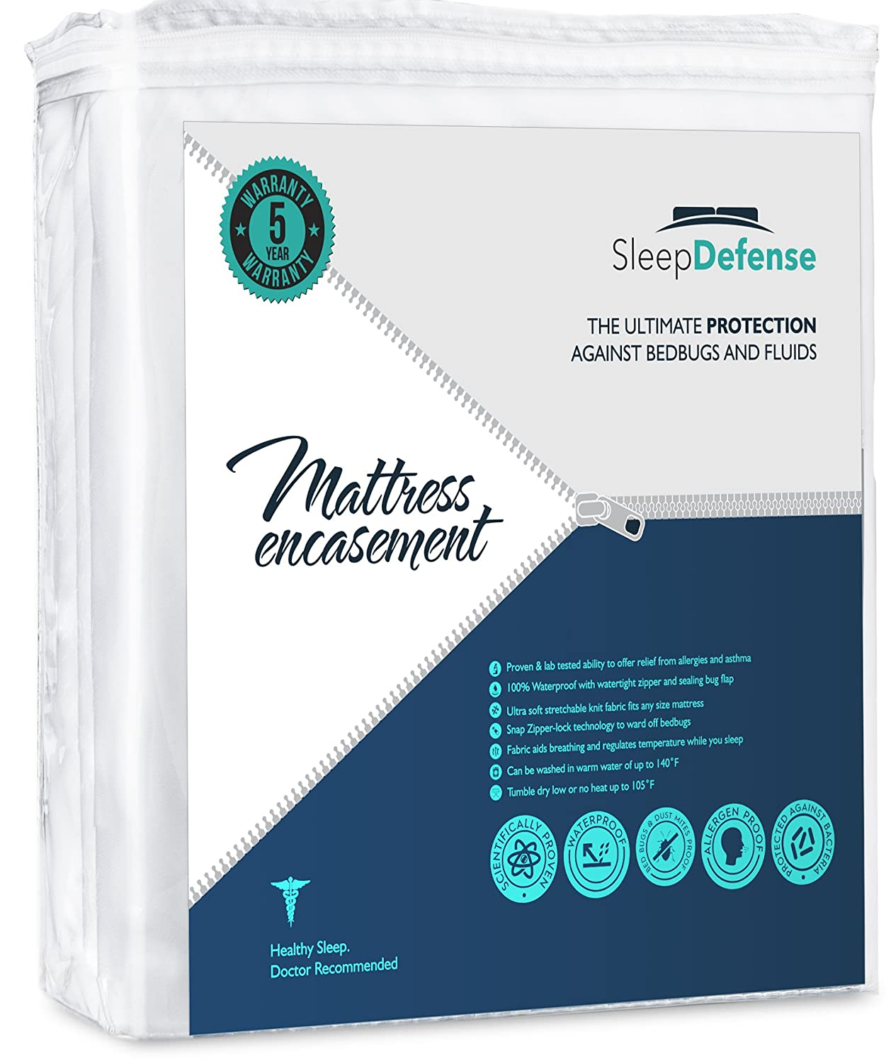 The 7 Best Mattress Encasements – Bed Bug Proof your Mattress 5