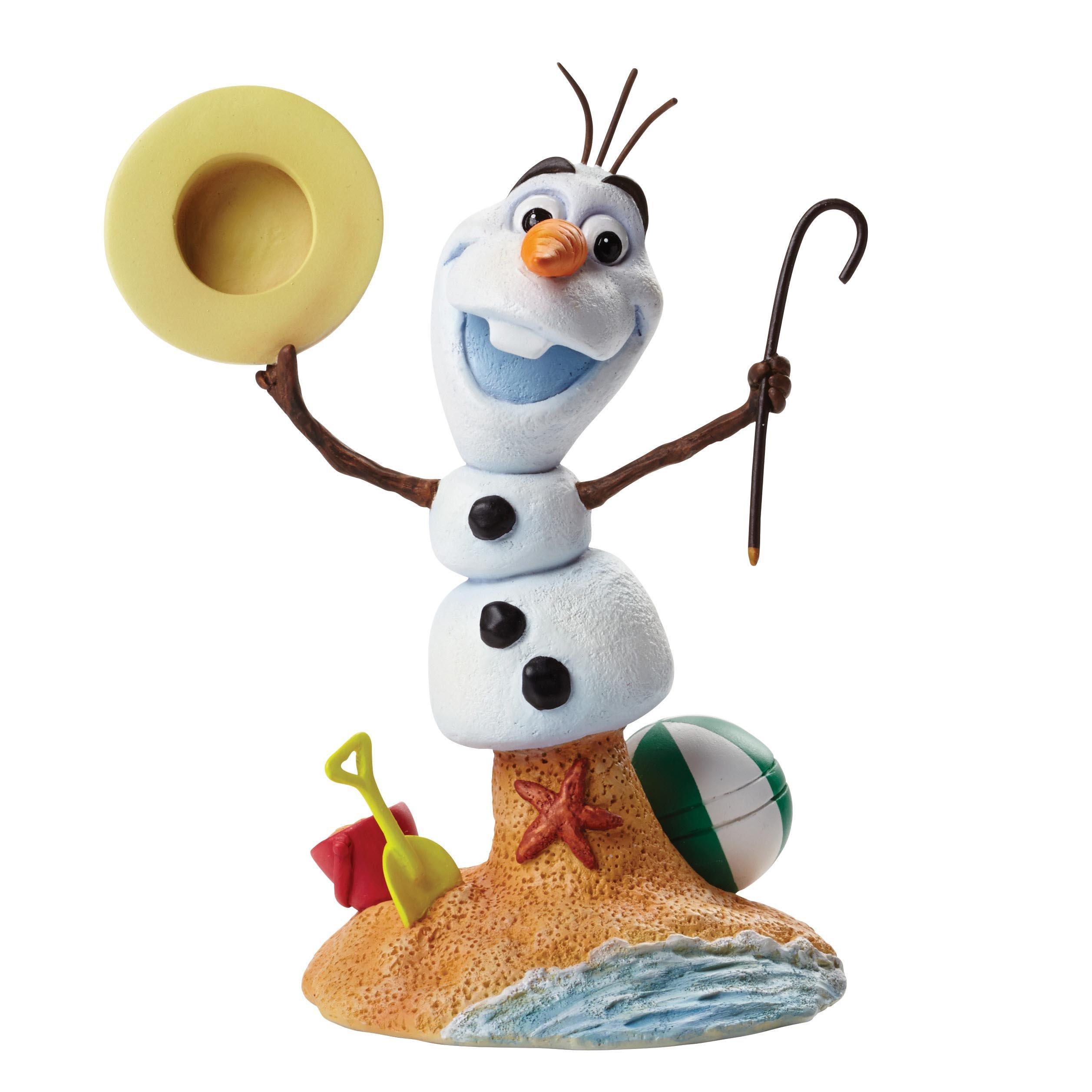 Grand Jester Studios Disney Frozen Olaf the Snowman Beach Bust Figurine 4046190