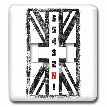 3dRose Carsten Reisinger - Illustrations - British Flag UK