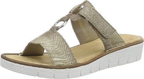 Rieker Women's 60090, Sandals