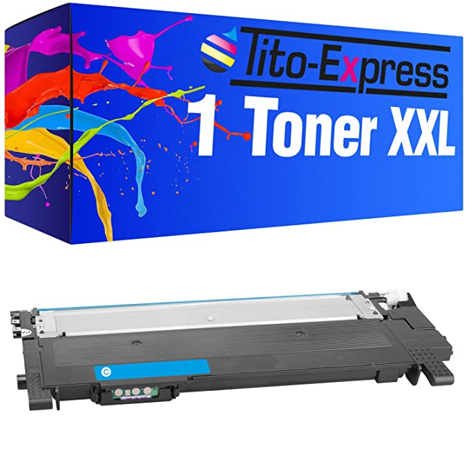 Tito-Express PlatinumSerie 4 Toner XXL Compatible con Samsung CLT ...