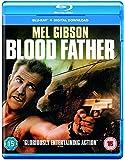 Blood Father [Blu-ray + Digital Download] [2016]