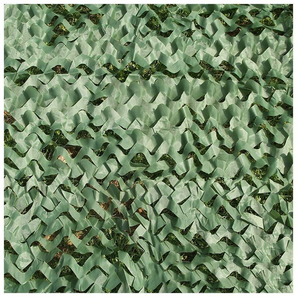 Ombre De Jardin Net, Décoration Extérieure Filet Vert Camouflage Filet écran Solaire Tente Photographie Décorative Camouflage Couverture De Voiture Cachée Chasse Taille Personnalisable 2m3m4m  420M(13.165.6ft)