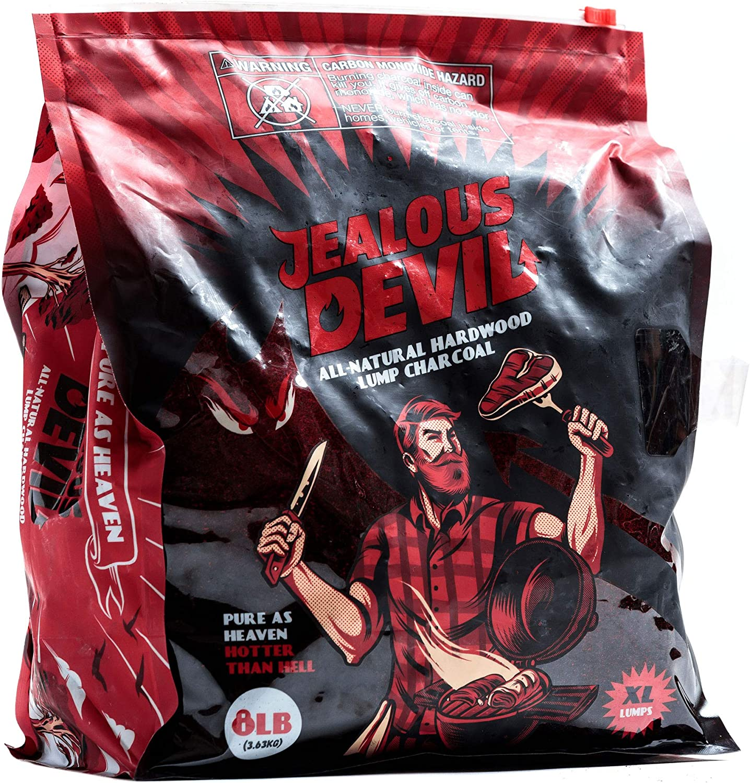 Jealous Devil LUMP Charcoal 8#