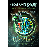 Dragon's Knight: A 4X Strategy LitRPG Series (Warlords of the Circle Sea) (English Edition)
