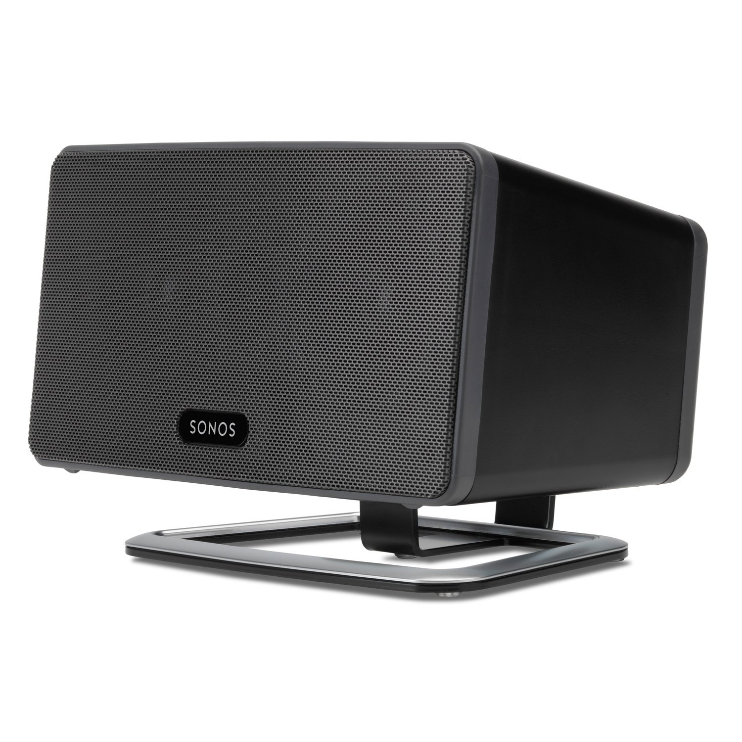 Flexson FLXP3DS1021 Desk Stand for Sonos Play 3 Speaker, Black Erikson Consumer Multimedia (A division of JAM Industries)
