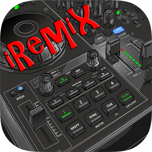 - iRemix - Portable DJ Music Maker & Remixer Mix Station Free