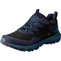 The North Face Women's Ultra Fastpack Iii GTX Trekking & Hiking Shoes, Peacoat NVY/Ion Blu