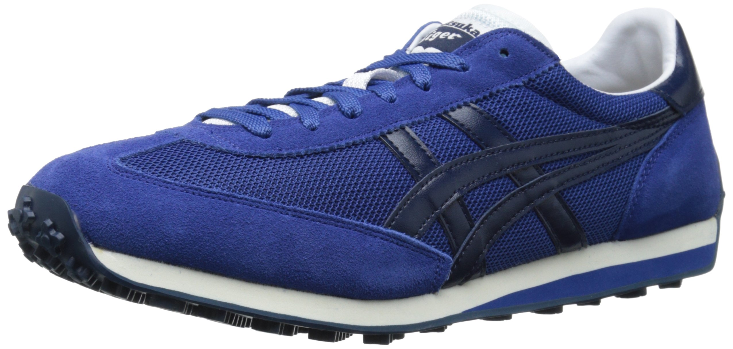 hot sale online 1db40 1ad4a Onitsuka Tiger EDR 78 Running Shoe, Monaco Blue/Navy, 6.5 M US