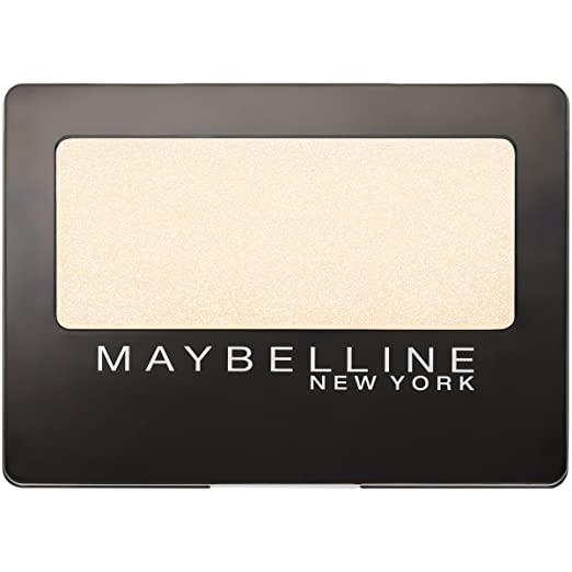 Maybelline New York Expert Wear Eyeshadow, Soft Pearl, 0.08 Ounce